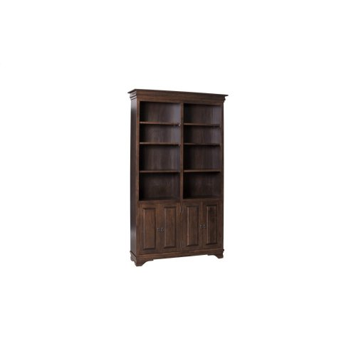 bookcase white inch furniture room your pertaining home firefouxcom regent levin living to doors with tall