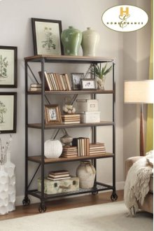 "40"" W Bookshelf"