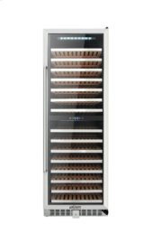 Dual Zone 156 Bottle Wine Cooler Product Image