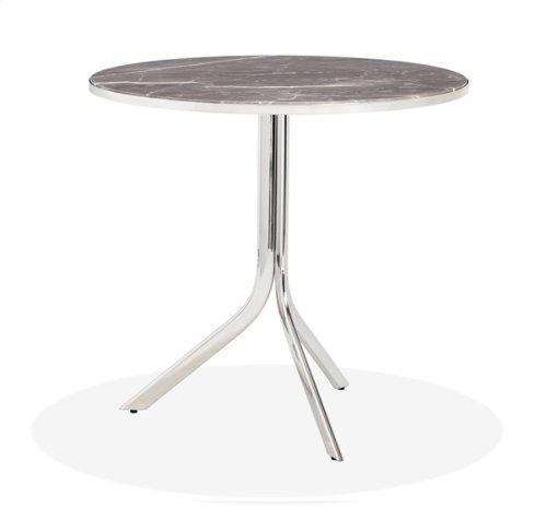 Carina Bistro Table - Italian Grey