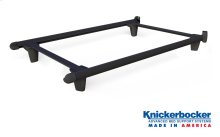 Black Twin EmBrace™ Bed Frame