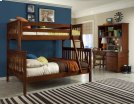 Mission Twin over Full BunkBed Product Image