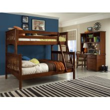 Mission Twin over Full BunkBed