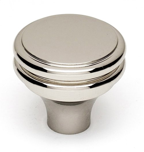 Knobs A1154 - Polished Nickel