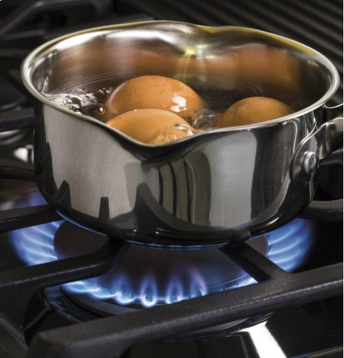 "GE® 30"" Free-Standing Gas Convection Range"