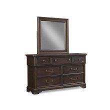 Bedroom Mirror 410-660 MIRR
