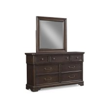 Bedroom Mirror 410-660 MIRR