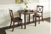 Everyday Classics Ladder Back Dining Chair- Cherry Product Image