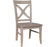 Salerno Chair Taupe Gray