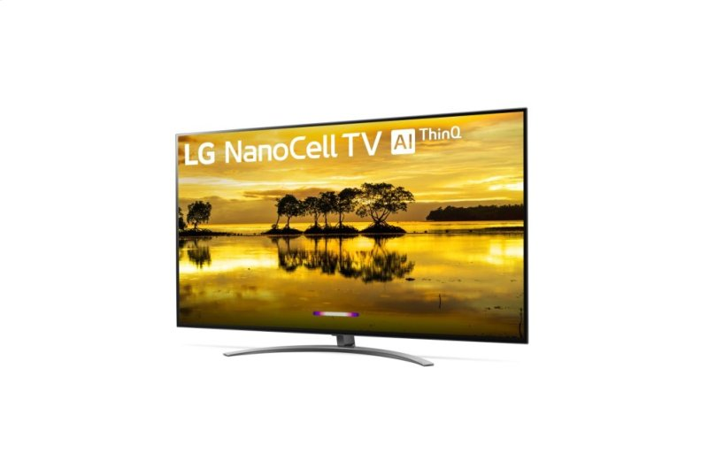 LG Nano 9 Series 4K 55 inch Class Smart UHD NanoCell TV w/ AI ThinQ®  (54 6'' Diag)