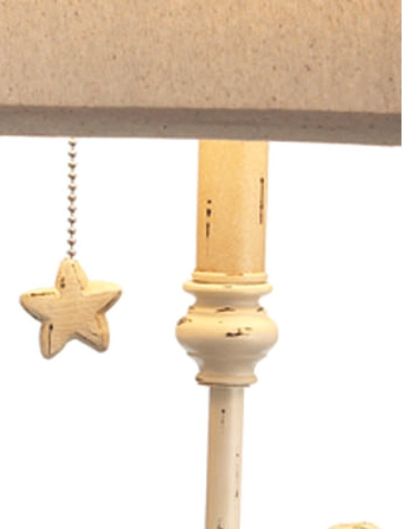 Mermaid table lamp - Additional Ivory Mermaid Table Lamp