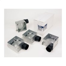 Housing Pack for 2678F, 2679F, 2680F, FL2679F, FL2679FT, FL2680F and FL2680FT. Type IC. Mounting ears.