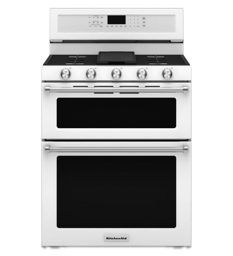 kitchenaid gas range kfgd500ewh kitchenaid 13162
