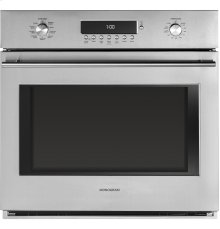 "Monogram 30"" Electronic Convection Single Wall Oven"