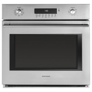 "MonogramMonogram 30"" Electronic Convection Single Wall Oven"