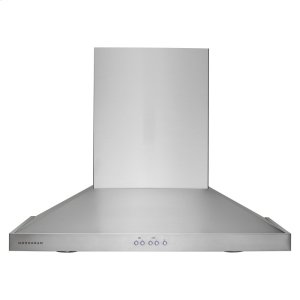 "MonogramMonogram 30"" Wall-Mounted Vent Hood"