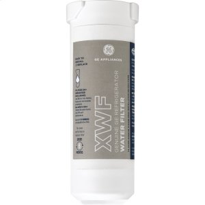 GE® XWF Refrigerator Water Filter -