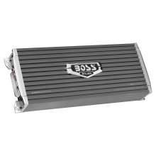 "Armor 2400W 4 Channel Full Range, Class A/B Amplifier Dimensions 16.19""L 6.5""W 2.8""H"