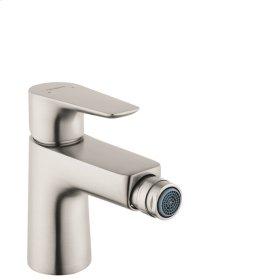 Brushed Nickel Talis E Single-Hole Bidet Faucet