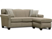 Angie Floating Ottoman Chaise 4635-25 Product Image