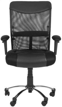 Bernard Desk Chair - Black