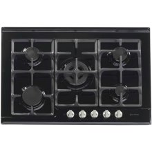 "Black 30"" Gas Cook Top"
