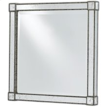 Monarch Square Mirror