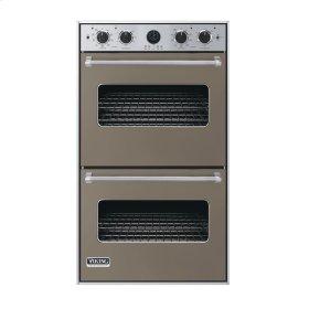 "Stone Gray 30"" Double Electric Premiere Oven - VEDO (30"" Double Electric Premiere Oven)"