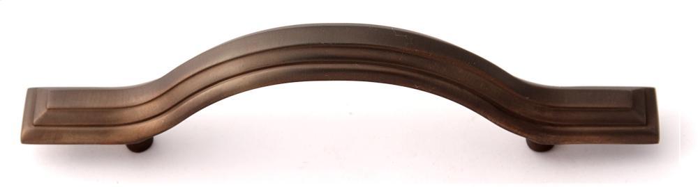 Geometric Pull A1510-3 - Chocolate Bronze