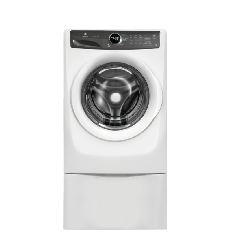 Front Load Washer With Luxcare Wash 4 3 Cu