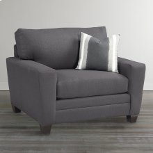 CU.2 Canted Arm Twin Sleeper Chair and a Half