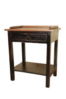 CC-TAB153TLD-ABRW  Cottage Two Toned Table