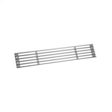 Air exhaust grille recirculation mode
