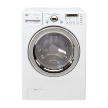 LG Front Load SteamWasher™ with 9 Washing Programs