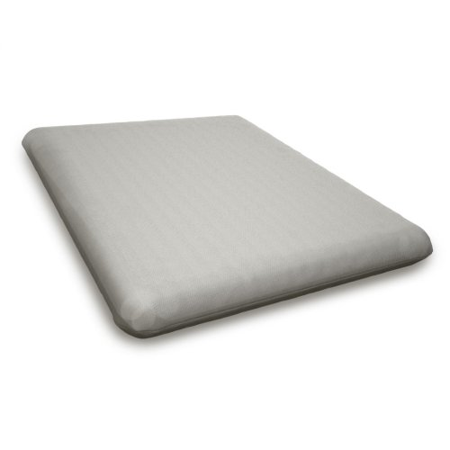 "Natural Seat Cushion - 17.5""D x 20""W x 2.5""H"