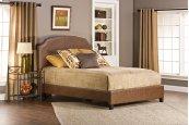 Durango King Fabric Bedset W/rails