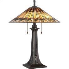 Alcott Table Lamp in Valiant Bronze