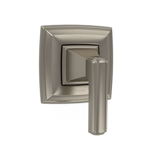 Connelly Two-Way Diverter Trim - Brushed Nickel