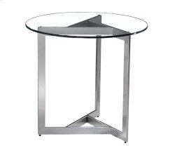 Camden Round Lamp Table