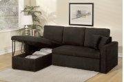 Black Sofa Sleeper Product Image