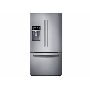 Samsung23 cu. ft. French Door Refrigerator in Stainless Steel