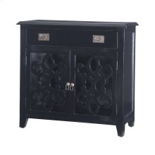 Alsace Chest In Black