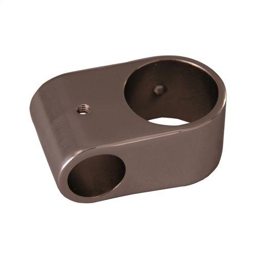 Double Eye Loop - Polished Nickel