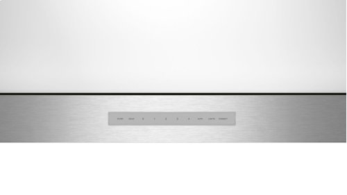 30-Inch Masterpiece® Under Cabinet Drawer Wall Hood with 600 CFM