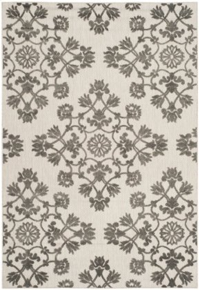 Cottage Power Loomed Square Rug