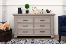 Moonstone Palermo 6-Drawer Double Dresser