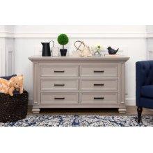 Moonstone Palermo 6-Drawer Double Dresser