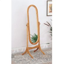 Traditional Cheval Honey Mirror
