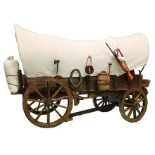 X-Large Covered Wagon