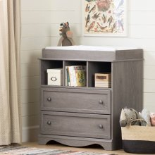 Changing Table - Sand Oak